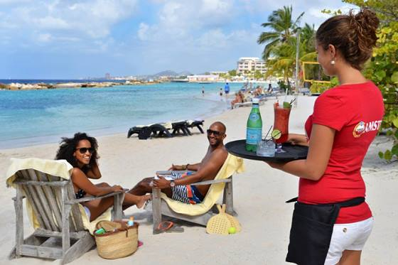 Jobs at the Lions Dive Beach Resort Curaçao