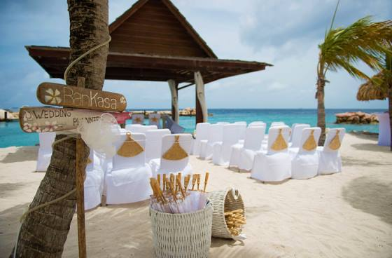 Wedding at the beach - Getting married on the beach