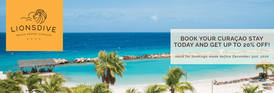 Stay and Save now Curaçao Specials